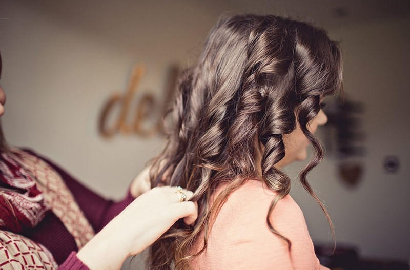 Picture Of romantic diy beachy boho waves in just few steps  15