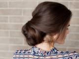 romantic-diy-sock-bun-hairstyle-1