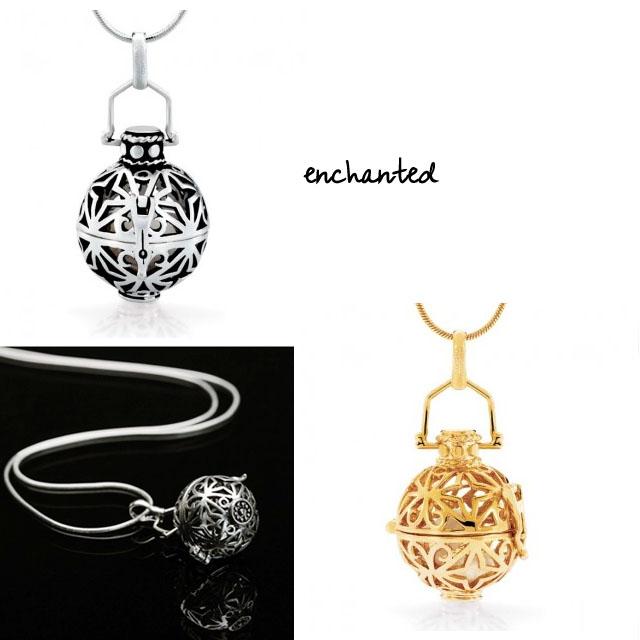 Picture Of romantic perfumed jewelry by renee van veen  4