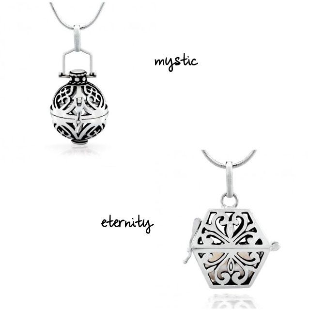 Picture Of romantic perfumed jewelry by renee van veen  6