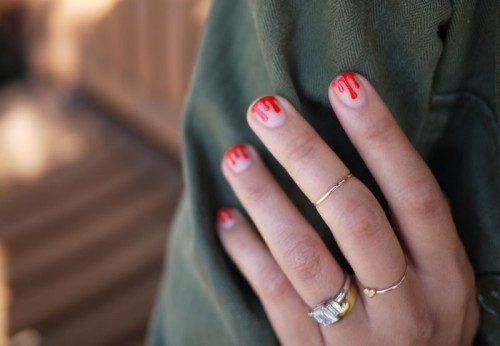 drippy nails (via honestlywtf)