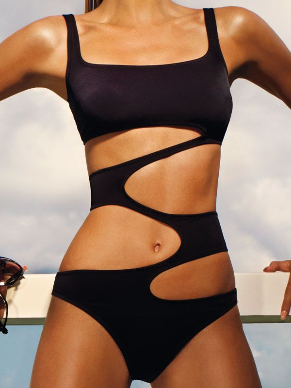 Picture Of sexy cut out swimsuits to get inspired  15