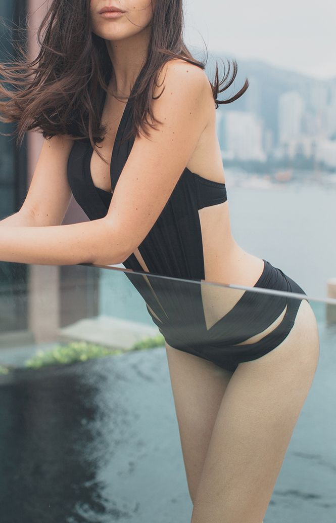 Picture Of sexy cut out swimsuits to get inspired  28
