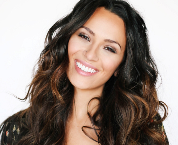 Picture Of sexy diy sky high voluminous curls  3
