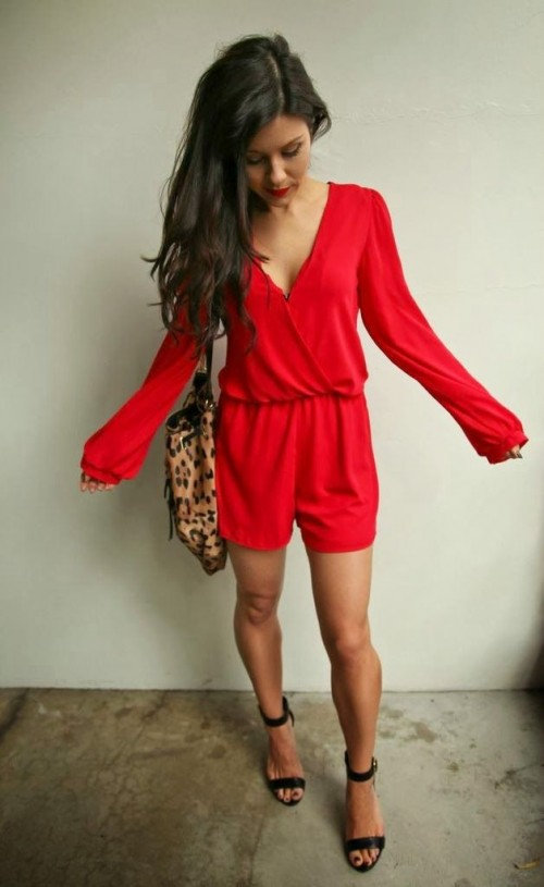 Sexy Valentine's Date Outfits For Girls