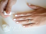 simple-and-pretty-diy-glittery-gold-and-white-manicure-3