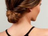 simple-yet-pretty-diy-day-to-night-chignon-hairstyle-1