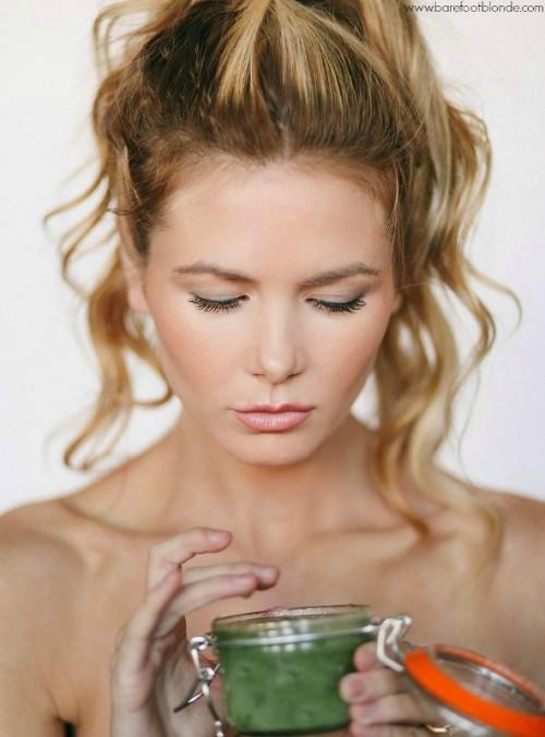 Soothing And Bracing DIY Cucumber Sugar Face Scrub