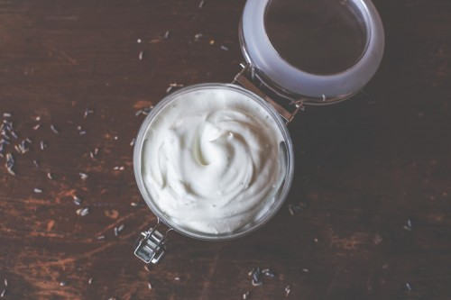 lavender whipped body butter (via shelterness)