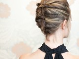 sophisticated-diy-textured-french-twist-for-short-hair-1