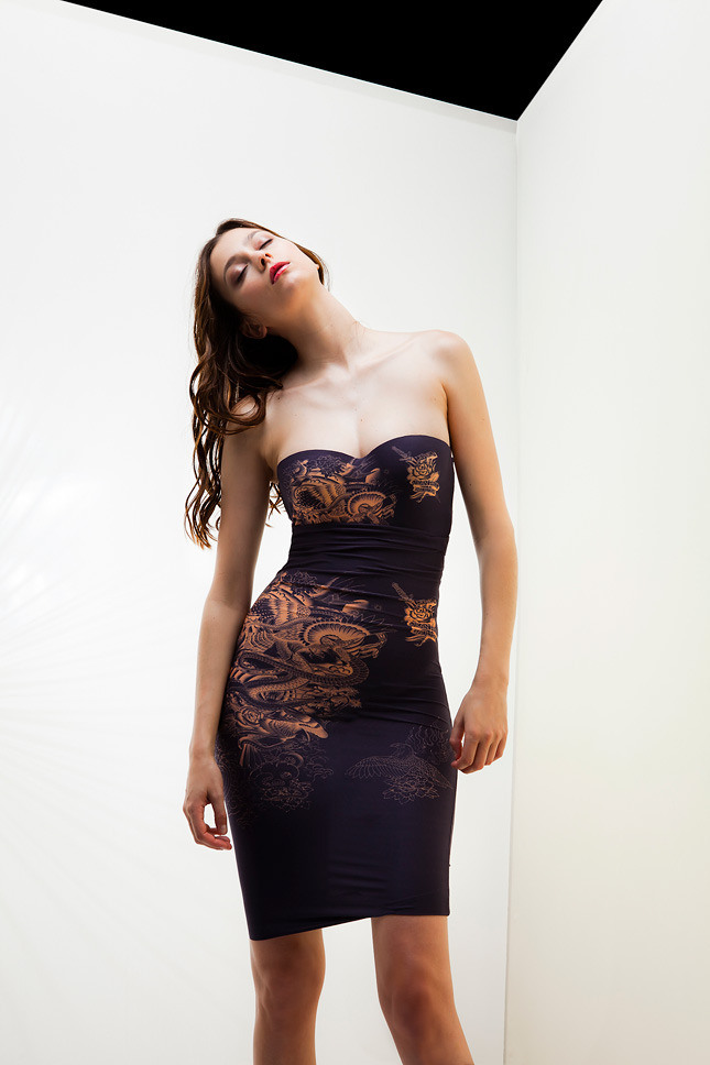 Picture Of sophisticated la perla fall winter 2013 2014 collection  18