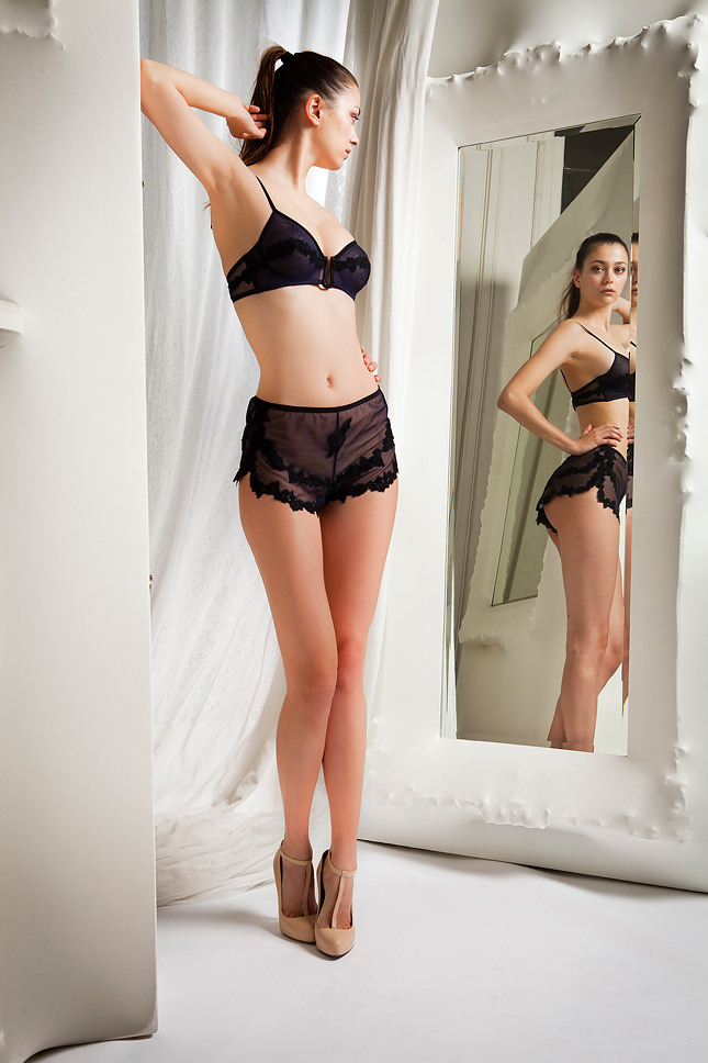 Picture Of sophisticated la perla fall winter 2013 2014 collection  4