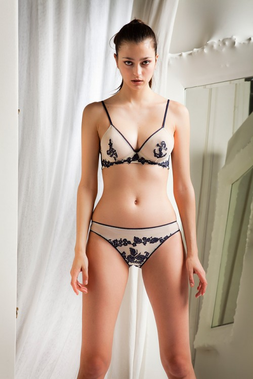 Sophisticated La Perla Fall Winter 2013 2014 Collection of Lingerie