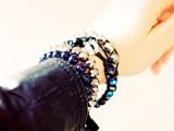 sparkling-diy-wrap-beads-bracelet-8