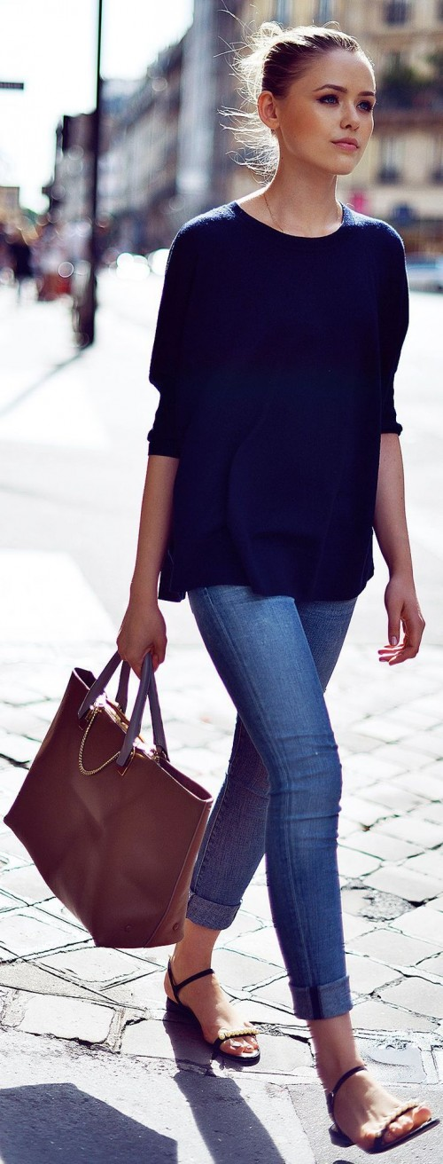 25 Cool Spring 2015 Casual Outfits For Girls - Styleoholic