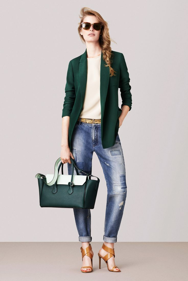 Picture Of spring 2015 trendy casual outfits for girls  5