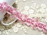 spring-inspired-diy-pink-beads-and-pearls-bracelet-1