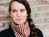 fall-inspired cowl