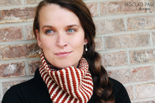 fall inspired cowl