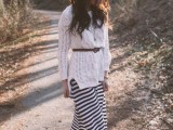 stylish-and-comfy-winter-maxi-skirt-outfits-1