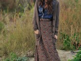 stylish-and-comfy-winter-maxi-skirt-outfits-2