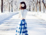 stylish-and-comfy-winter-maxi-skirt-outfits-20