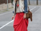 stylish-and-comfy-winter-maxi-skirt-outfits-25