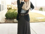 stylish-and-comfy-winter-maxi-skirt-outfits-6