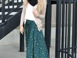 stylish-and-comfy-winter-maxi-skirt-outfits-7