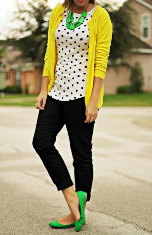 23 Stylish And Comfy Work Outfits With Flats Styleoholic