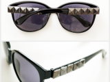 DIY Sunglasses With Studs