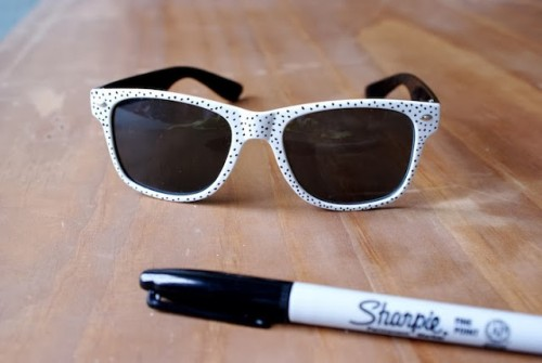 Stylish and easy diy sunglass projects to try 500x335