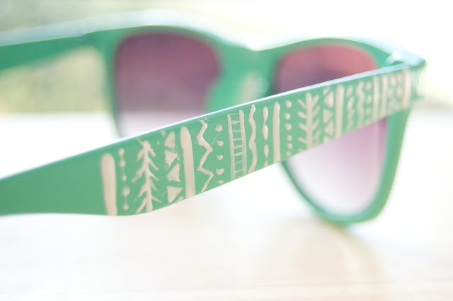 Decorate Your Sunglasses