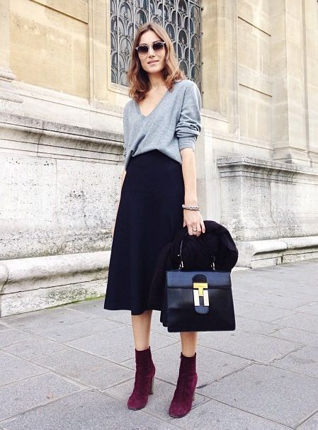 incredible edgy outfits for work 10