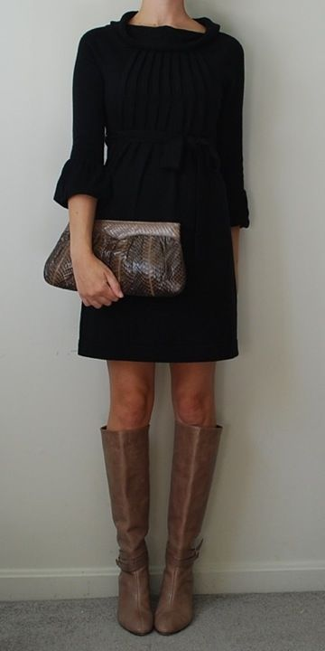 Stylish And Edgy Work Outfits For Winter 2013 2014