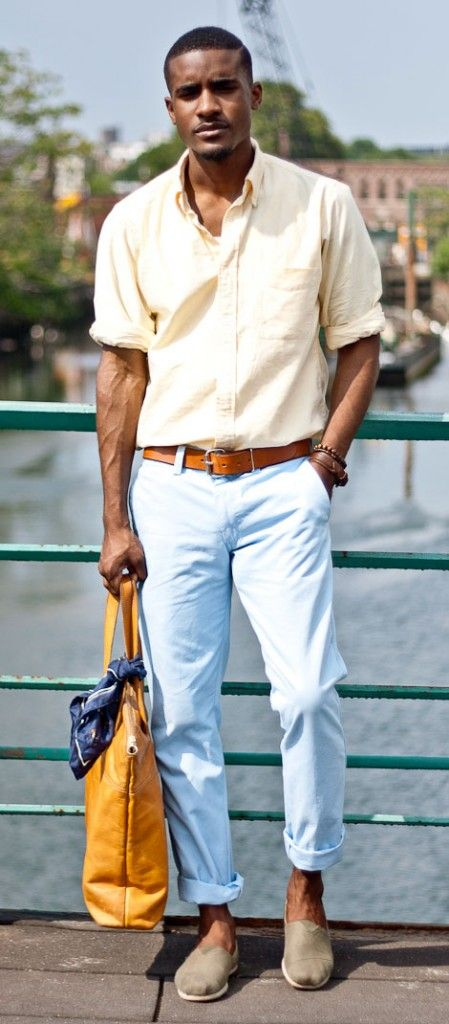 Stylish and light men summer work outfits 10 Styleoholic