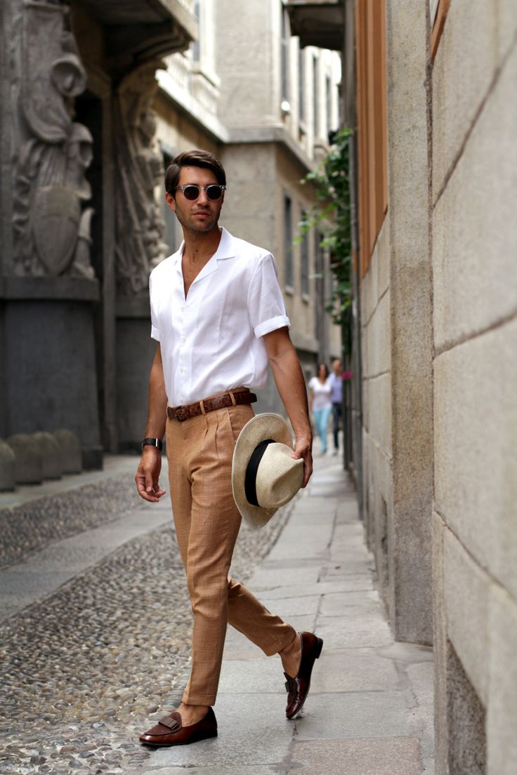 new list latest selection of 2019 most desirable fashion 21 Stylish And Light Summer Men Work Outfits - Styleoholic
