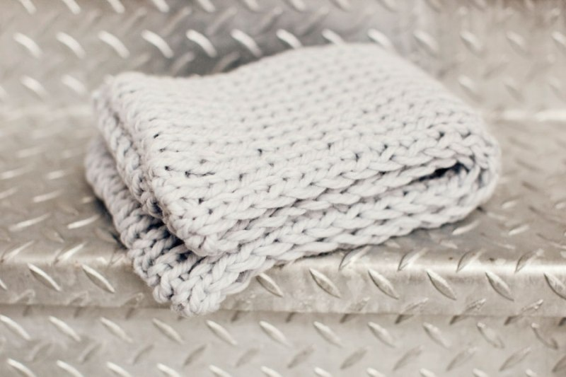 Picture Of stylish and lovely diy knitted snood  4