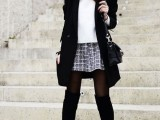 stylish-and-sexy-work-looks-with-high-boots-16