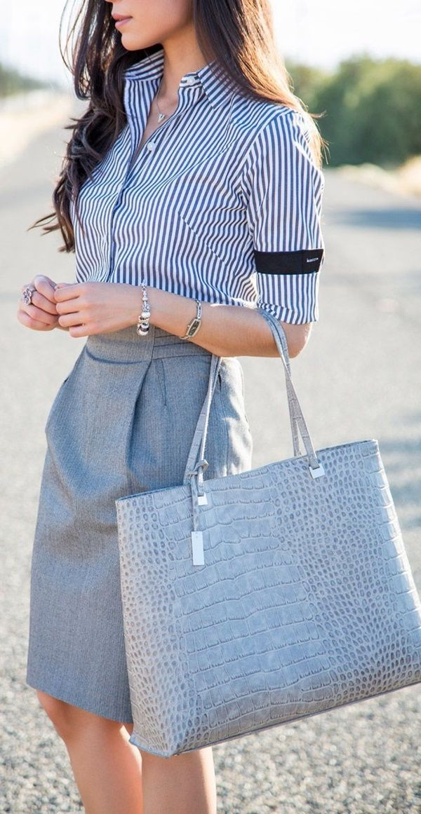 Picture Of stylish bags that are appropriate for work  10