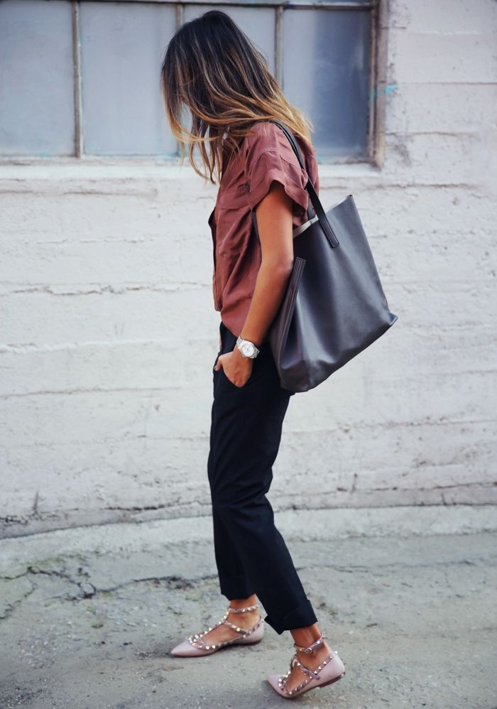 Picture Of stylish bags that are appropriate for work  22