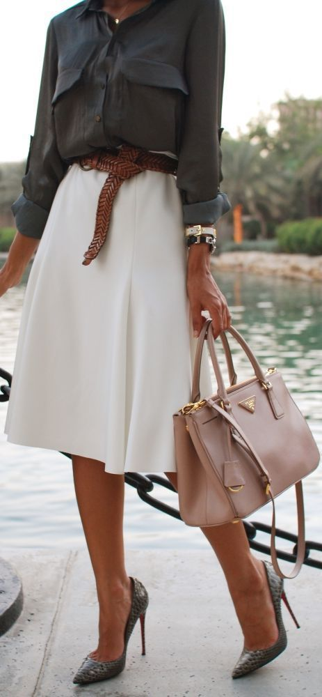 Picture Of stylish bags that are appropriate for work  24