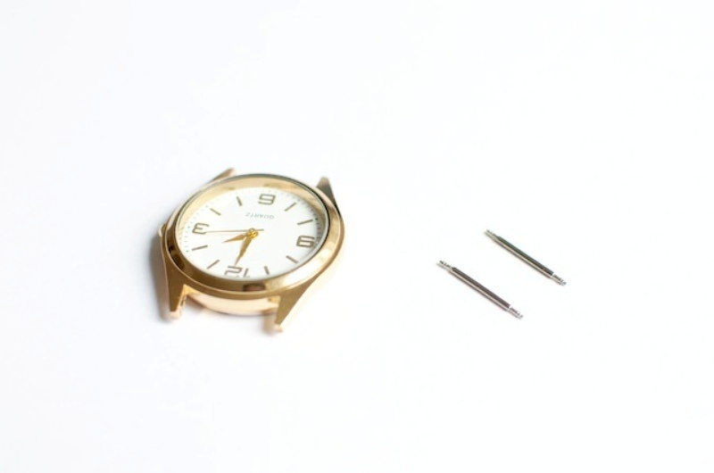 Picture Of stylish diy chain strap watch  4