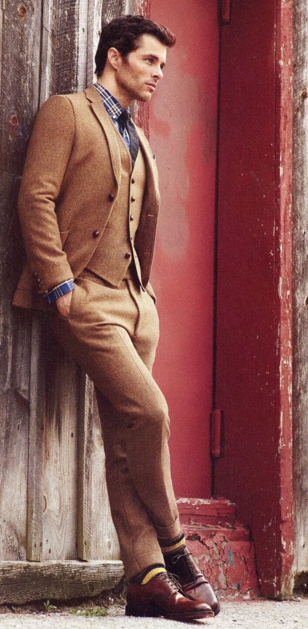 Picture Of stylish fall 2014 men outfits for work  17
