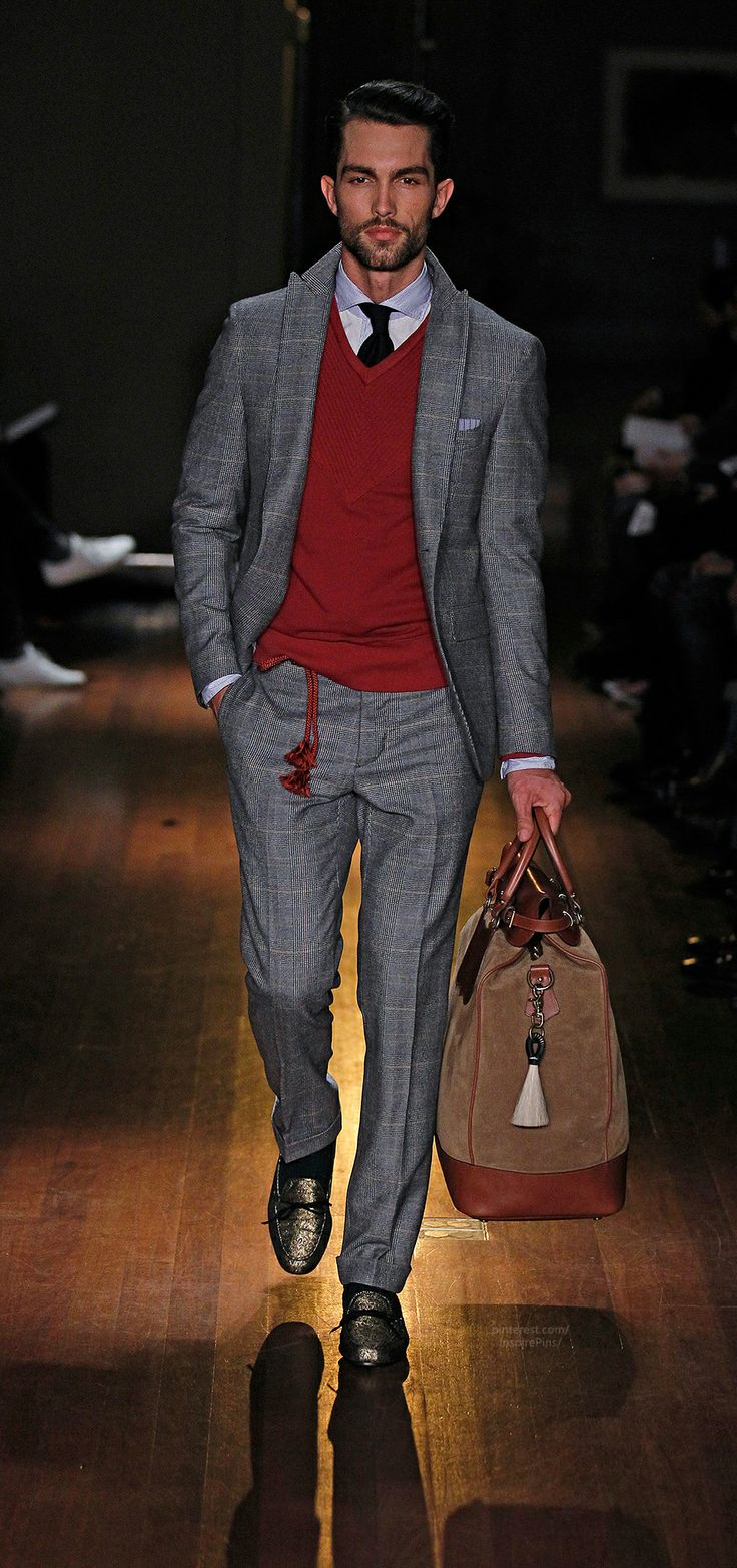 Picture Of stylish fall 2014 men outfits for work  8