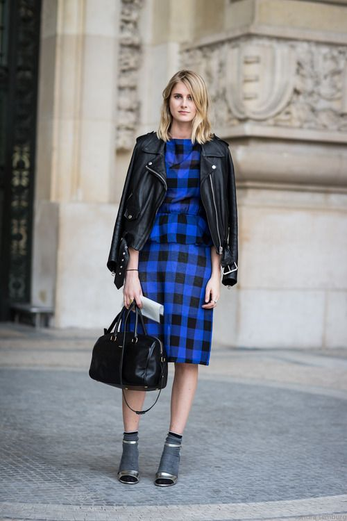 Picture Of stylish gingham outfits  5