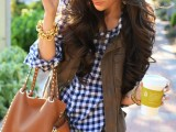 stylish-gingham-outfits-8