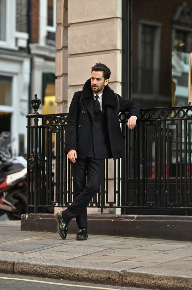 Picture Of stylish men interview outfits to get the job  17