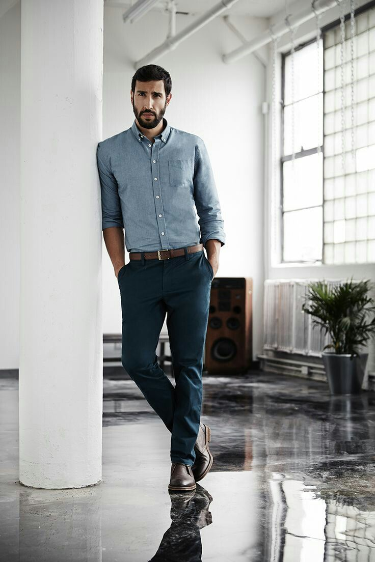 Picture Of stylish men interview outfits to get the job  2