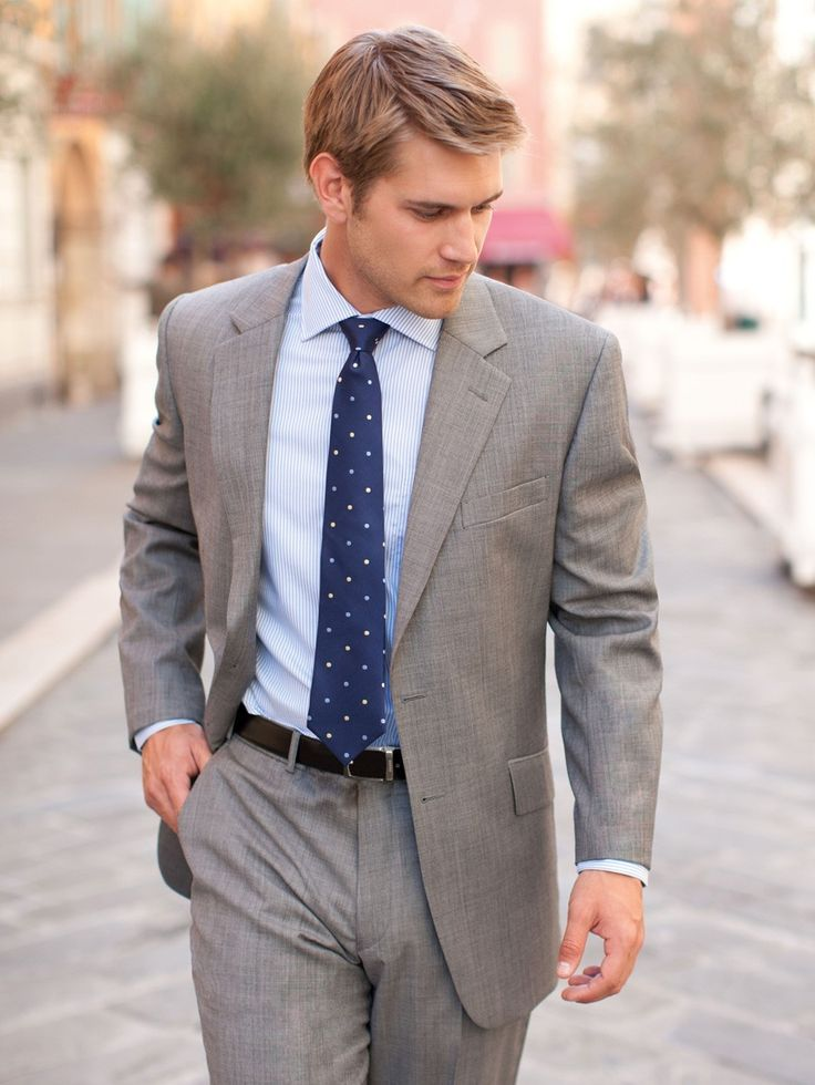 Picture Of stylish men interview outfits to get the job  6